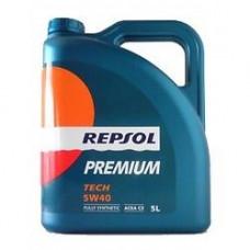 Repsol Premium TECH 5w40 5Ltrs