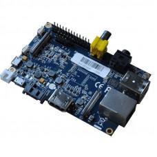 Banana Pi. ARM Cortex-A7 dual-core 1GHz, 1GB DDR3, HDMI.