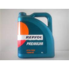 Repsol Premium GTI/TDI 10w40 5Ltrs