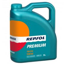 Repsol Premium  TECH 5w30 5Ltrs
