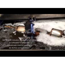 Limpieza mecánica FAP-DPF