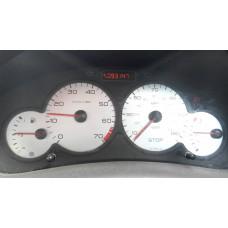 Reparación fallo en aguja velocímetro en cuadro instrumentos Peugeot  206